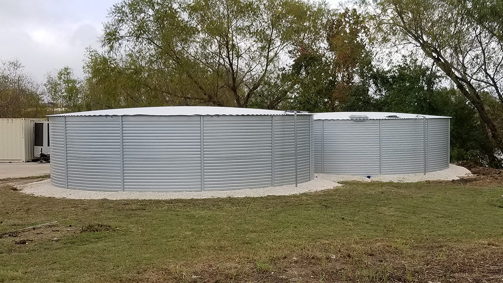 Harvested Rain Solutions   A rainwater collection company serving the Austin Texas area.