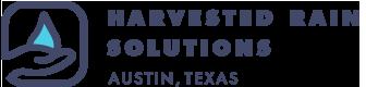 Rainwater Harvesting & Collection | Austin Texas Logo