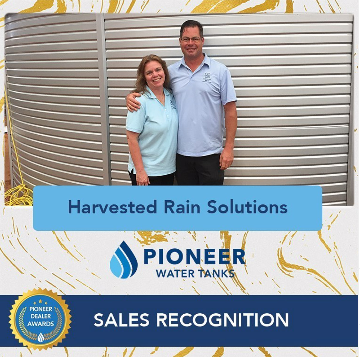 Harvested Rain Solutions | A rainwater collection company serving the Austin Texas area.